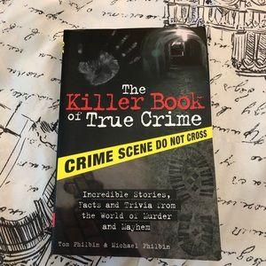 The Killer Book of True Crime